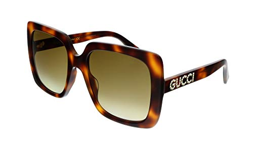 Gucci GG0418S SHINY HAVANA (003) - Gafas de sol