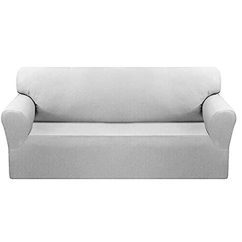 HJFGIRL Sofa Throw Elastic Sofa Throws Stretch Sofa Cover Non-Slip Couch Cover Sofa Cover Armchair Cover Furniture Protector Sofa Cover,B-90-140CM