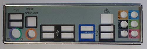 Gigabyte GA-P67A-UD3P-B3 Rev.1.1 - Blende - Slotblech - IO Shield #302558