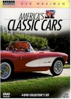 Dvd Maximum: America's Classic Cars