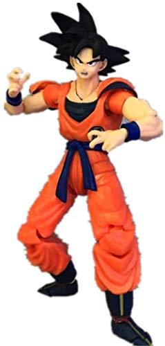 Figuras de Anime Estatua de Juguete Decoración Figura de acción Black Goku 15Cm Figura de Anime Personaje Modelo de Anime Coleccionables Regalos de Anime Juguetes Kits de Modelos