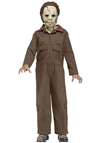 Fun World Rob Zombie Halloween Michael Myers Kids Costume Large