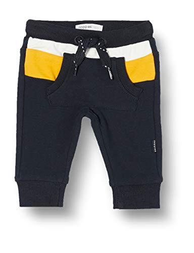 Noppies Baby Boys' B Regular Fit Pants Aspen Hill Trouser, Blue (Dark...