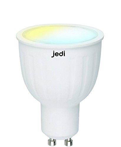 Jedi Lighting je0195021, 2en 1, acrílico, color blanco, 20x 10x 5cm