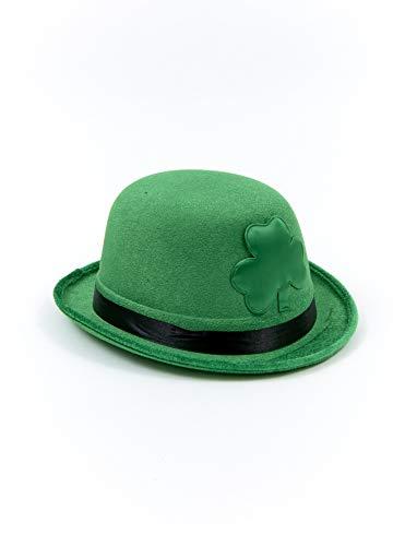 Espa Chapeau Melon trèfle Vert Saint Patrick