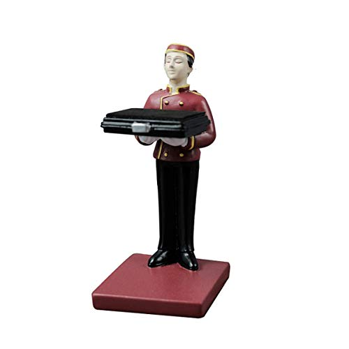 Luggage Watch Stand Hotel Doorman Table Care Display