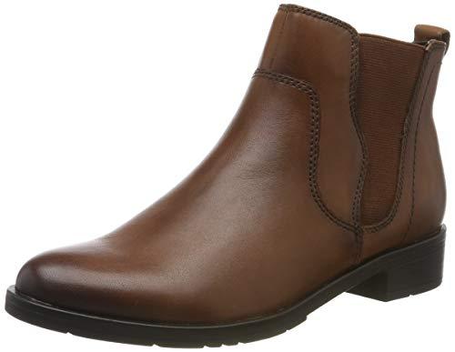 Jana 100% comfort Damen 8-8-25309-23 Stiefeletten, Braun (Cognac 305), 39 EU