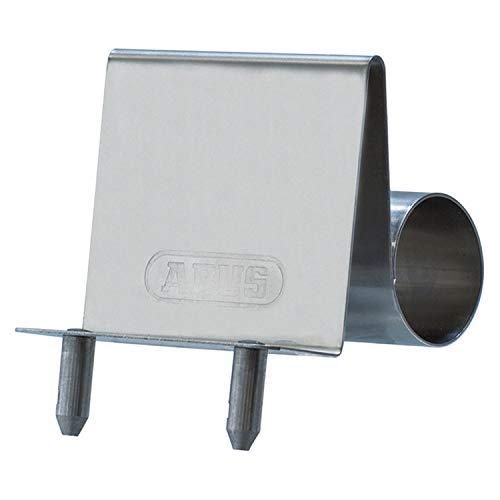 ABUS sleutelkluis deurhouder geschikt voor Keygarage 797/777 - weerbestendige (roestvrij staal) opbergdoos - autosleutel zilver - 56321