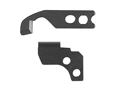 Markenlos Overlockmesser für W6 N 454D Overlock,Overlockmaschine,Overlocker