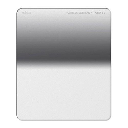 Cokin Nuances Extreme - Filtro Degradado inverso Cuadrado con reducción 3 Pasos, Color Negro