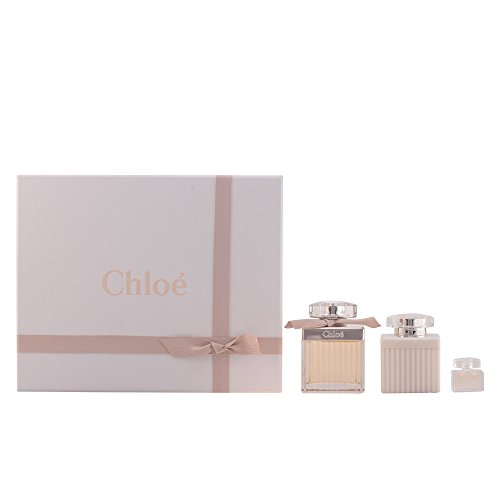 Chloé Women Set (Eau de Parfum,75m+5 mll+Bodylotion,100 ml)