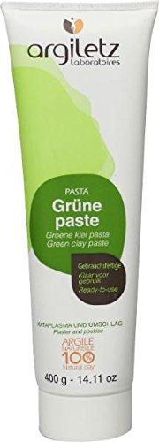 Argiletz - Argile verte en tube prête à lemploi 400 g