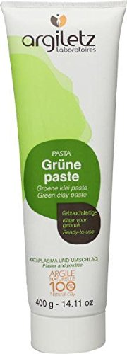 Argiletz - Argile verte en tube prête à l'emploi...