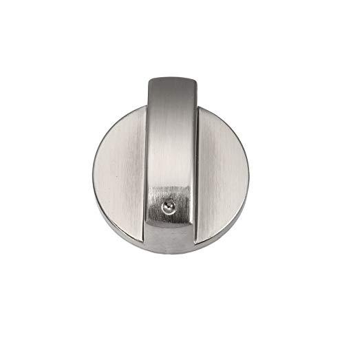 Kitchen stove parts Estufa 2Pcs del Gas / Perillas Cocina Horno Anafe aleación del metal del interruptor de control de la aplicación de cocina adaptador universal de 6 mm de estufa de piezas Easy to i