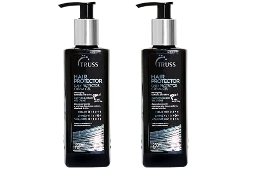 Kit Truss Finish Hair Protector Leave-in 2x250ml