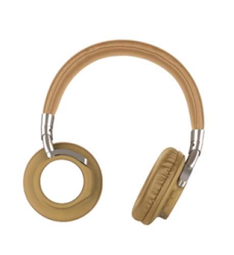 Polaroid Bluetooth Wireless Ultra Comfort Foldable Headphones -Brown