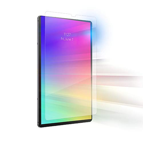 InvisibleShield Glass Plus Vision Guard - Blocks Harmful High-Energy Visible (Hev) Blue Light and 99% of Uv Light from Your Device - for Samsung Galaxy Tab S6 - Case Friendly