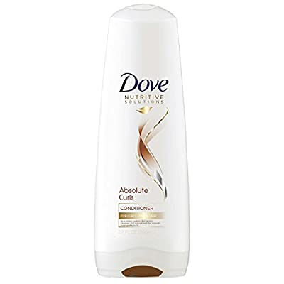 Dove Nutritive Solutions for Dry Hair, Intensive Repair, Deep Conditioner, 12 Fl Oz (4 Count)