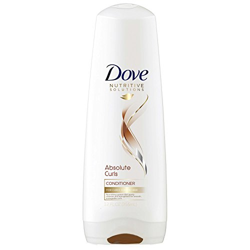 Dove Nutritive Solutions Conditioner, Absolute Curls 12 oz