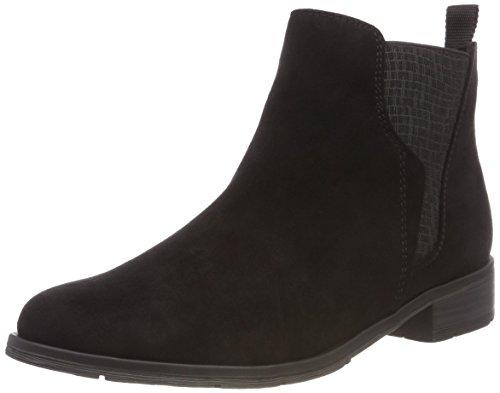 MARCO TOZZI Damen 2-2-25321-31 001 Chelsea Boots, Schwarz (Black), 38 EU