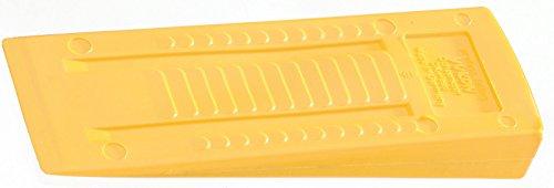 Ochsenkopf Kunststoff-Fällkeil, Schlagfest und Kältebeständig, KWF-Profi Qualität, Hubhöhe 25 mm, Yukon