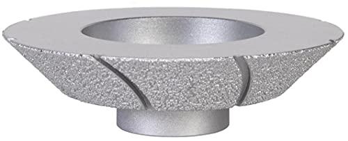 Rubi Pro Edger Jolly - Fresa de diamante (45°, turbo/grueso, hasta 15 mm de grosor)