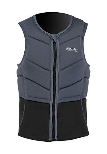Prolimit Fusion Half - Chaleco de protección contra impactos (54 XL), color negro
