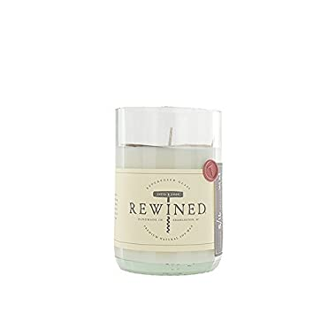 Rewined Zinfandel Soy Wax Candle