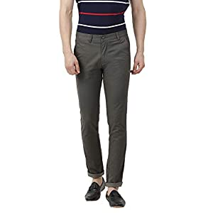 Monte Carlo Men's Tapered Fit Skinny Casual Trousers 5 31QiHbIjEKL. SS300