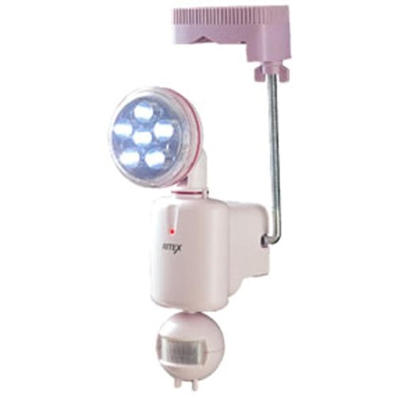 あなたは考えるサーキュレーションムサシ RITEX LEDセンサーライト 電池式 LED-70