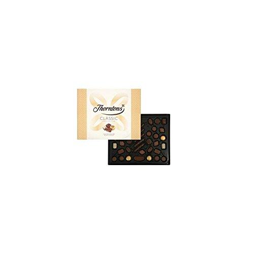 Thorntons Classici Latte, Dark & ??White Collection (468g) (Confezione da 6)