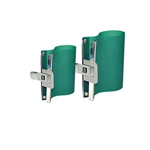 Abrazadera de taza de 2 uds, Envoltura de silicona para sublimación 3D para tazas de impresión, máquinas de prensado en caliente para máquinas de prensado en caliente, tazas de impresión de 11 oz