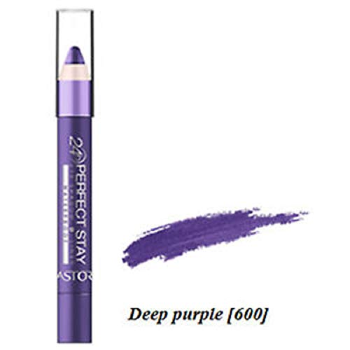 Astor Make-up Augen Perfect Stay 24h Waterproof Eyeshadow & Liner Nr. 600 Deep Purple 1 Stk.
