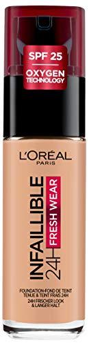 L'Oréal Paris Make-up designer24H Fresh Wear Base...