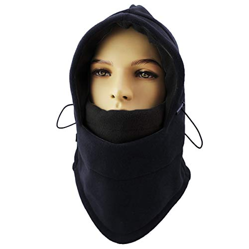 Miracu Balaclava Windproof Ski Face Mask for...
