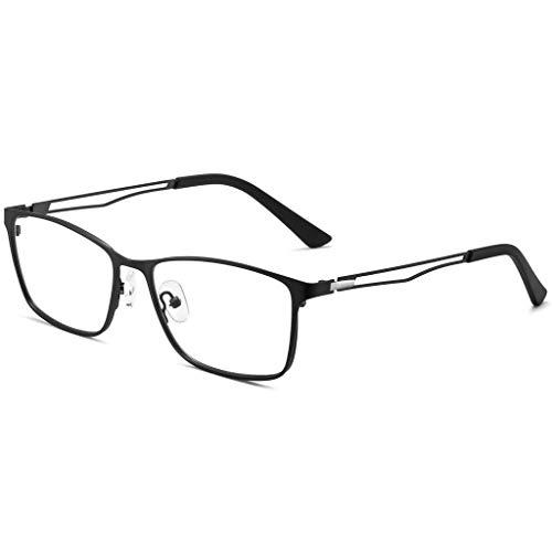 ANRRI Blue Light Blocking Glasses Anti Eyestrain Lightweight Computer Gaming Glasses
