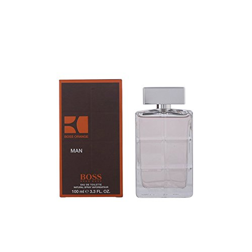 Boss Orange Man Eau De Toilette Spray–100mililitr/3.3ounce