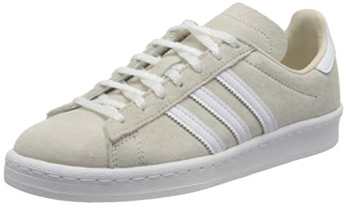 adidas Campus 80s W, Scarpe da Ginnastica Donna, Alumina/Ftwr White/Ftwr White, 42 EU