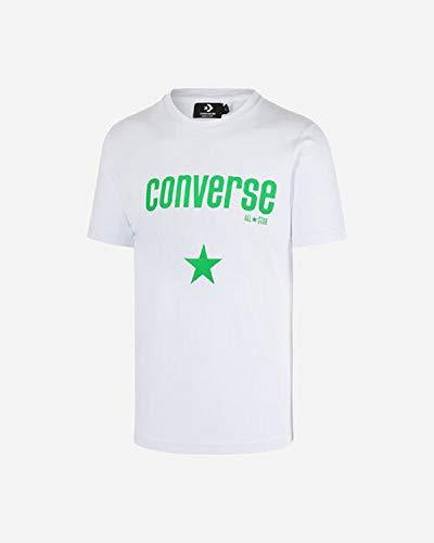 Converse T-shirt Blanc XXL