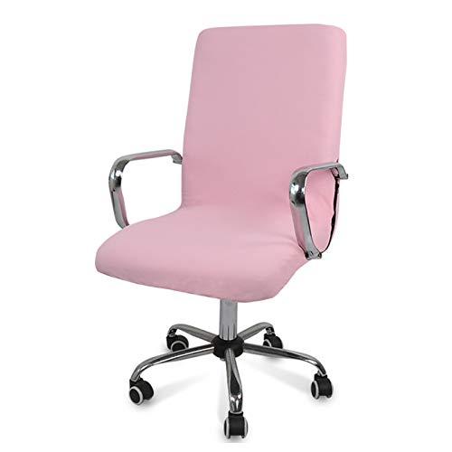 WENBING - Coprisedia da ufficio, estensibile, lavabile, per sedia da ufficio