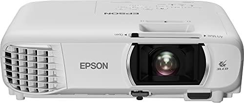 Epson EH-TW750 Videoproiettore 3LCD Full HD 1080p, 1920 x 1080, 16:9, 3400 Lumen, 16.000:1 Contrasto, lampada lunga durata, altoparlante, telecomando
