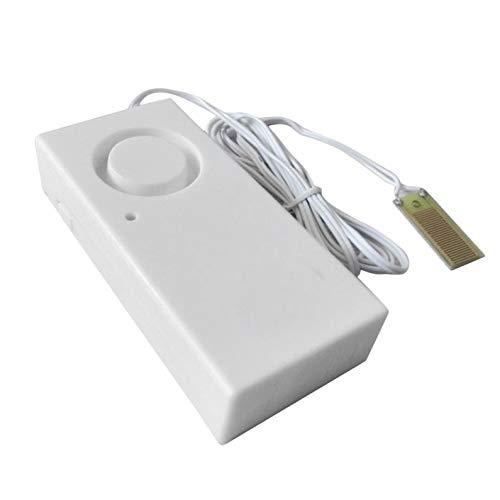ukYukiko Wasser-Überlauf-Alarm, Sensor-Detektor, 120 dB Wasserstand-Alarm, Sicherheit