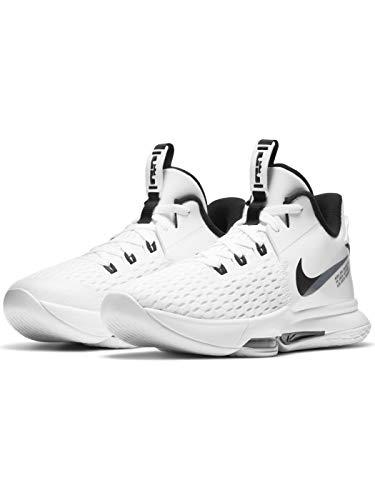 Nike Lebron Witness 5, Zapatillas de Baloncesto. Unisex Adulto, Multicolor, 46 EU
