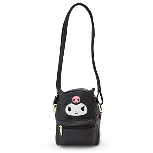 KSWI Fashion Backpack Cute My Melody PU Leather Shoulder Messenger Bag...