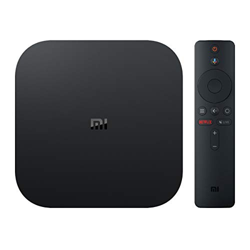 Xiaomi Mi TV Box S - Streaming Player, Black