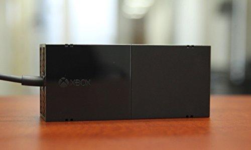 Microsoft AC Adapter Ladegerät Netzteil Kabel für Microsoft Xbox One Console - Schwarz