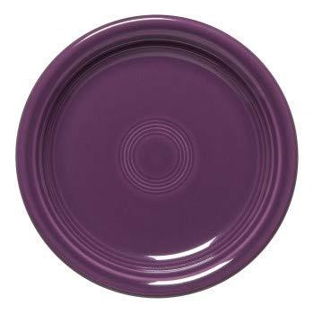 Fiesta 6.5' Appetizer Plate - Mulberry Purple
