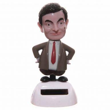 Offizielles Mr Bean Solarbetriebenes Tanzspielzeug für Autos, 10,5 cm