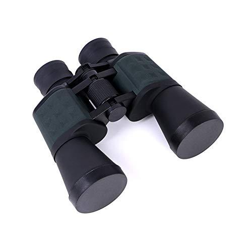 GYYlucky Prismáticos universales del telescopio Macro de los prismáticos convenientes para el Viaje al Aire Libre Que Camina, Animales de la observación del Funcionamiento (Color : Negro)