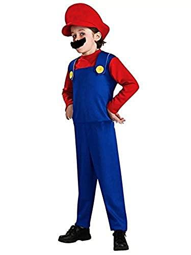 thematys® Super Mario Luigi Gorra +...